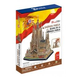 3D Sagrada Familia (7316-03)