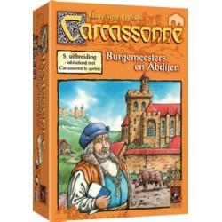 Carcassonne uitbreiding...