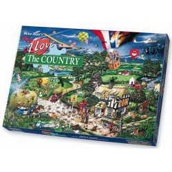 I Love the Country (1000)