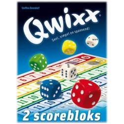 Qwixx Scoreblok