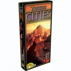 7 Wonders uitbreiding Cities