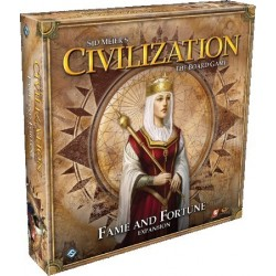 Civilization uitbreiding...