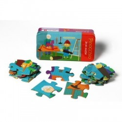 Fairy Tale puzzels -...