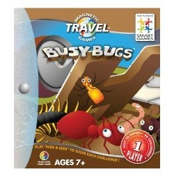 Magnetic Travel Games Busy...