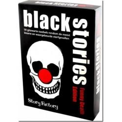 Black Stories Funny Death...