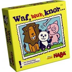 Waf, Blub, Knor…
