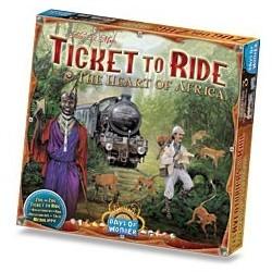 Ticket to Ride uitbreiding...