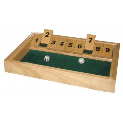 Shut the box, klein