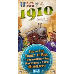 Ticket to Ride...