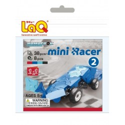 LaQ Hamacron Mini Racers 2