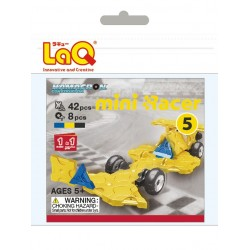 LaQ Hamacron Mini Racers 5