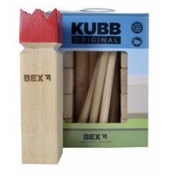KUBB Original (Rode Koning)