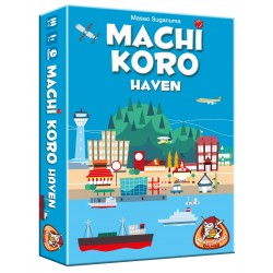 Machi Koro uitbreiding Haven