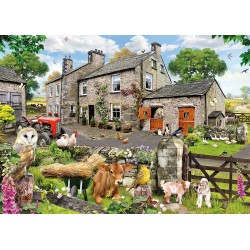 Farmyard Friends (1000)