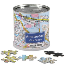 City Puzzle Magnets...