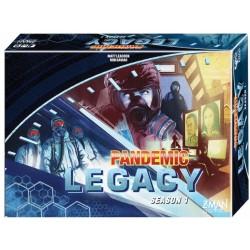Pandemic Legacy Season 1...