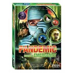 Pandemic uitbreiding State...