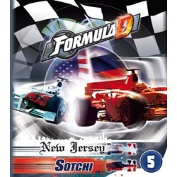 Formula D uitbreiding 5 New...