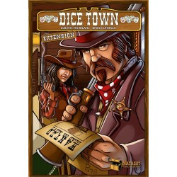 Dice Town expansion 1