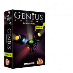 Genius Dobbelspel Fun & Go