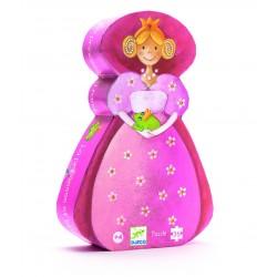 Figuurpuzzel De Prinses en...