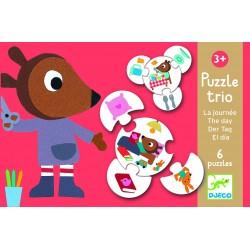 Puzzle Trio De Dag