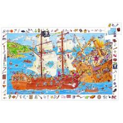 Zoekpuzzel Piraten (100)