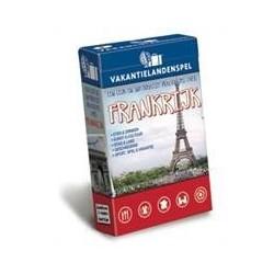 Vakantielandenspel Frankrijk