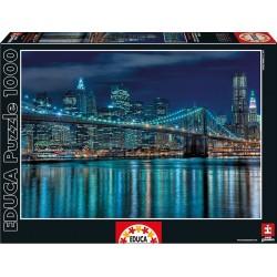 Manhattan at Night (1000)