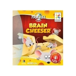 Magnetic Travel Games Brain Cheeser