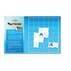 Magnetic Travel Games Penguins Parade