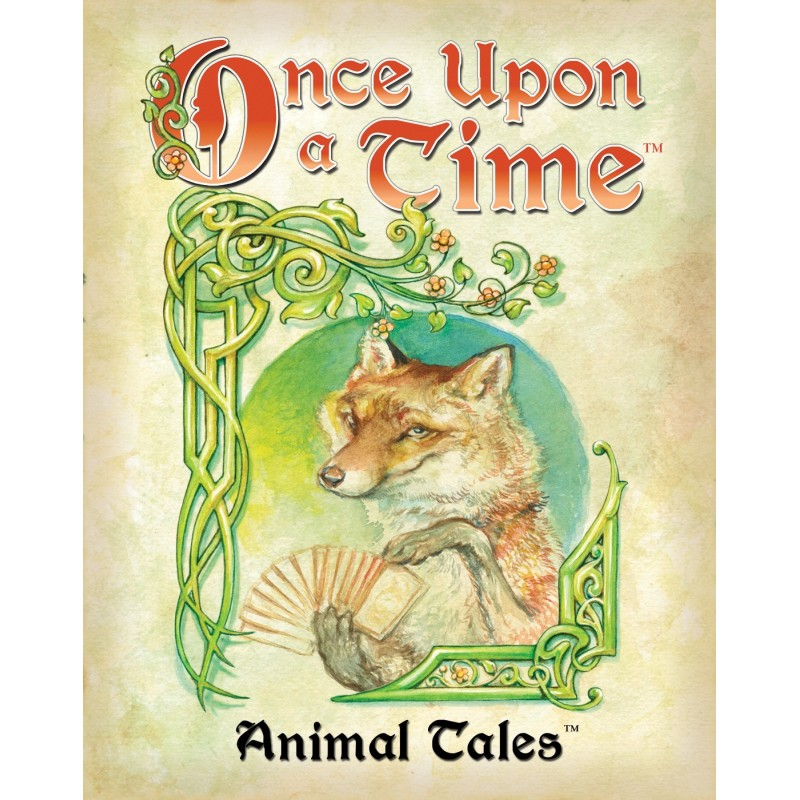 Once Upon a Time uitbreiding Animal Tales