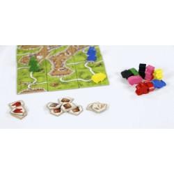 Carcassonne uitbreiding Kooplieden & Bouwmeesters (nieuw)