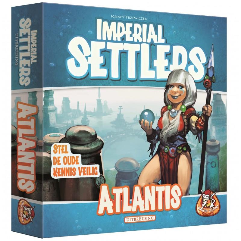 Imperial Settlers uitbreiding Atlantis