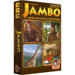 Jambo uitbreiding Nieuwe Avonturen en Ontmoetingen
