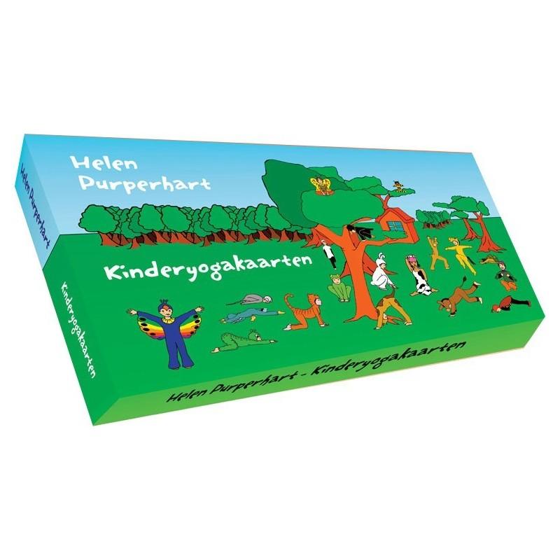 Kinderyoga Groepsspelletjes