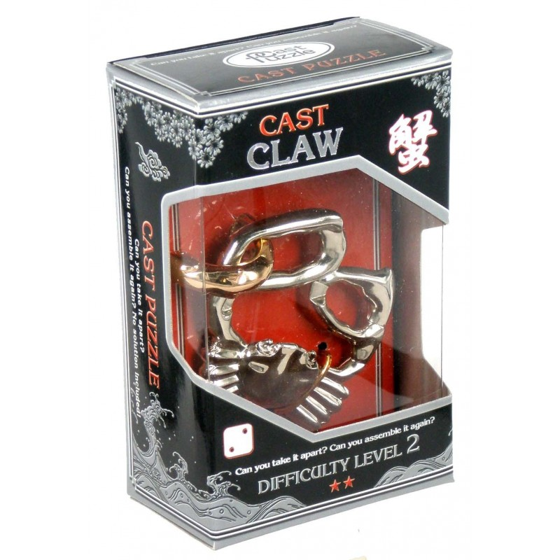Cast Puzzle Claw (2)