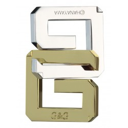 Cast Puzzle Gold G and G (2)