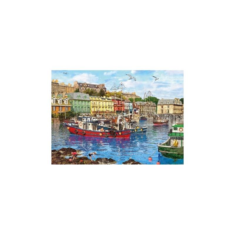 Cobh Harbour (1000)