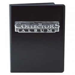 9-Pocket Portfolio: Collector's Album Black