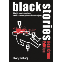 Black Stories Real Crime...