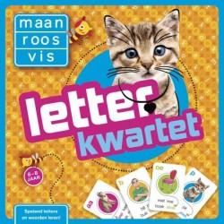 Maan Roos Vis Letterkwartet