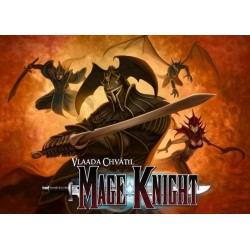 Mage Knight The Boardgame