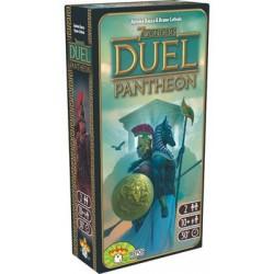 7 Wonders Duel uitbreiding...