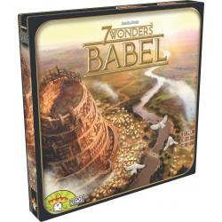 7 Wonders uitbreiding Babel