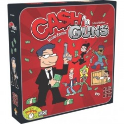 Cash'n Guns Second Edition NL