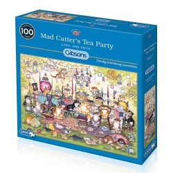 Mad Catter's Tea Party (1000)