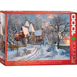 Christmas Cottage (1000)