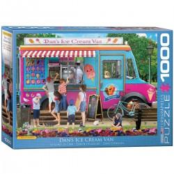 Dan's Ice Cream Van (1000)