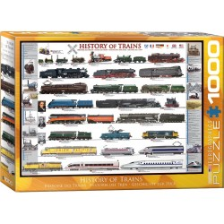 History of Trains (1000)
